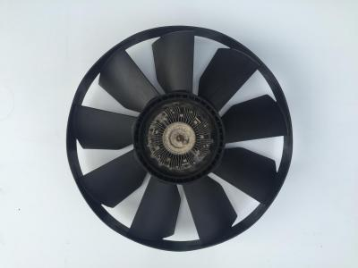 Cummins ISBe Fan Viscous Drive Assembly and ring